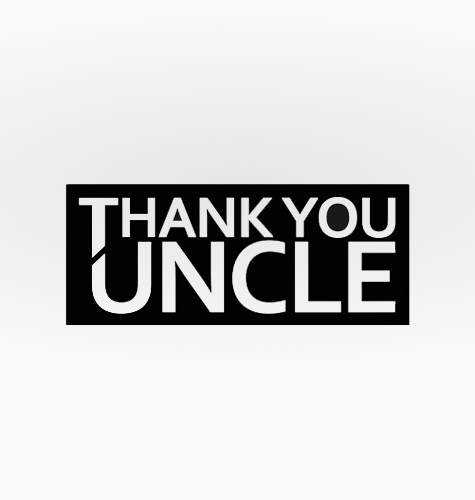 Thank you uncle